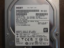 Hitachi HUS724040ALE640 PN:0F14683 MLC:MPK580 FW:580 4.0TB Sata