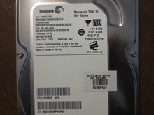 Seagate ST3500418AS 9SL142-024 FW:HP40 WU 500gb Sata (Donor for Parts)