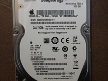 Seagate ST9500420ASG 9PSG44-041 FW:0008APM2 WU Apple#655-1554C 500gb Sata (Donor for Parts)
