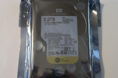 "Western Digital 2TB WD2000FYYZ 7200RPM 64MB Cache SATA 6.0Gb//s 3.5/"" Hard Drive"