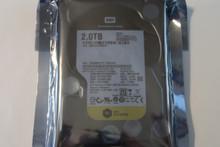 """Western Digital WD2000FYYZ-01UL1B2 2TB 7200RPM 64MB Cache SATA 6.0Gb/s 3.5"""" HDD"""