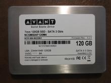 Avant NCSM50AF120M4 FW:5.2.4 NCR 006-8622961 120gb Sata SSD