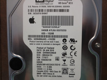 Western Digital WD6400AAKS-41H2B0 DCM:DHRNHV2MAB Apple#655-1528B 640gb Sata