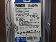 Western Digital WD5000AAKX-60U6AA0 DCM:DHRNKTJCHB 500gb Sata