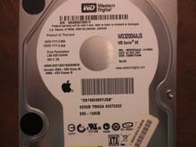 Western Digital WD3200AAJS-41VWA0 DCM:EANNHT2AAN Apple#655-1380B 320gb Sata