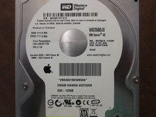 Western Digital WD2500JS-41SGB0 DCM:DSCAYT2AHN Apple#655-1259E 250gb Sata