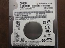 Western Digital WD5000LPLX-08ZNTT0 DCM:HBNT2AK 500gb Sata
