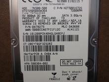 Hitachi HTS725050A9A364 PN:0A78275 MLC:DA3688 500gb Sata