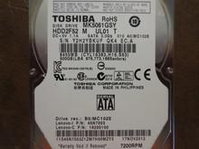 Toshiba MK5061GSY HDD2F52 M UL01 T 010 A0/MC102E 500gb Sata