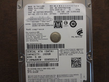 Fujitsu MJA2160BH G2 CA07083-B56200DL 0FF9EA-00850019 160gb Sata