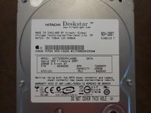 Hitachi HDT725025VLA380 PN:0A36295 MLC:BA2649 Apple#655-1422A 250gb Sata