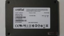 "Crucial CT256M4SSD1 FW Rev:040H 256gb 2.5"" Sata SSD"