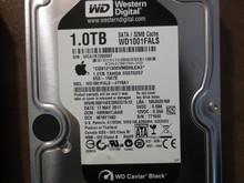 Western Digital WD1001FALS-41Y6A1 DCM:HBRNHTJAAB Apple#655-1567E 1.0TB Sata