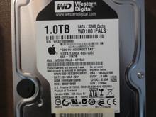 Western Digital WD1001FALS-41Y6A0 DCM:HHRNNTJAHB Apple#655-1567B 1.0TB Sata