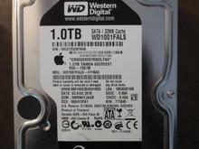 Western Digital WD1001FALS-41Y6A0 DCM:HBRNHTJAAB Apple#655-1567B 1.0TB Sata
