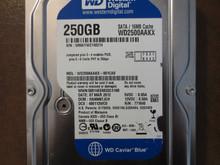 Western Digital WD2500AAKX-001CA0 DCM:HANNNTJCH 250gb Sata