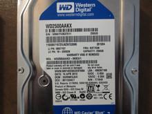 Western Digital WD2500AAKX-083CA1 DCM:HGRNKVJAH 250gb Sata