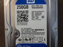 Western Digital WD2500AAKX-00ERMA0 DCM:HARNNT2AHB 250gb Sata