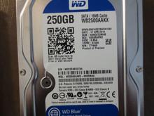 Western Digital WD2500AAKX-00ERMA0 DCM:HANCKT2MHB 250gb Sata