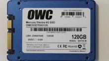 """OWC OWCS3D7E6G120 Mercury Electra 6Gb/s 120gb 2.5"""" Sata III SSD"""