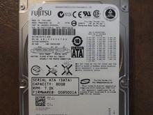 Fujitsu MHW2080BJ G2 CA06855-B30500DL 0EFEAD-0085001A 80gb Sata