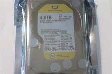 """Western Digital WD4000FYYZ-36UL1B0 WD Re 64MB Cache 4.0TB 3.5"""" Sata Hard Drive"""