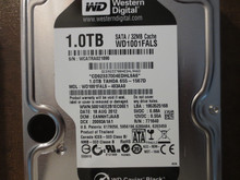 Western Digital WD1001FALS-403AA0 DCM:EANNHTJAAB Apple#655-1567D 1.0TB Sata