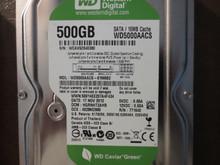Western Digital WD5000AACS-61M6B2 DCM:HGRNHT2AHB 500gb Sata
