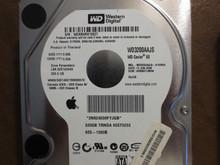 Western Digital WD3200AAJS-41VWA0 DCM:HHRNHTJMHN Apple#655-1380B 320gb Sata