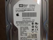 Western Digital WD1600AAJS-40H3A1 DCM:DHNNNT2CHN Apple#655-1470C 160gb Sata