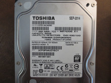Toshiba DT01ACA050 HDKPC01H0A01 S AAH AA00 FW:7C0 500gb Sata