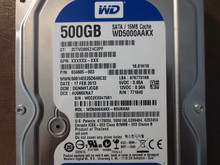 Western Digital WD5000AAKX-60U6AA0 DCM:DGNNHTJCGB 500gb Sata