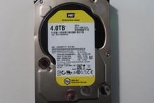 """Western Digital WD4000FYYZ-01UL1B3 7200RPM WD Re 64MB Cache 4TB 3.5"""" Sata HDD"""