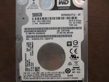 Western Digital WD5000LPLX-08ZNTT0 DCM:HAOT2AK 500gb Sata