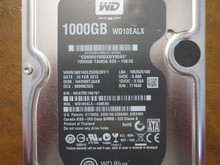 Western Digital WD10EALX-408EA0 DCM:HARNNTJAAB Apple#655-1567G  1.0TB Sata