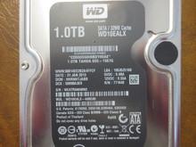 Western Digital WD10EALX-408EA0 DCM:HHRNHTJABB Apple#655-1567G  1.0TB Sata