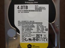 Western Digital WD4000FYYZ-03UL1B1 DCM:HANNNVJMAB 4.0TB Sata