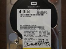 Western Digital WD4000FYYZ-03UL1B1 DCM:HANNHVJMBB 4.0TB Sata