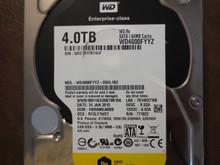 Western Digital WD4000FYYZ-03UL1B2 DCM:HBRNNVJMBB 4.0TB Sata