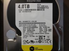 Western Digital WD4000FYYZ-01UL1B2 DCM:HBRNNTJABB 4.0TB Sata (Donor for Parts)