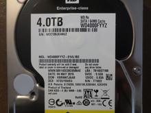 Western Digital WD4000FYYZ-01UL1B2 DCM:HBRNNTJAAB 4.0TB Sata (Donor for Parts)