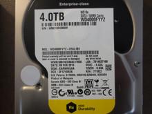 Western Digital WD4000FYYZ-01UL1B1 DCM:EARNHVJAA 4.0TB Sata (Donor for Parts)