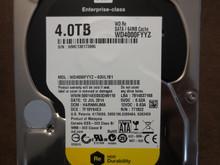Western Digital WD4000FYYZ-03UL1B1 DCM:HARNNVJMA 4.0TB Sata (Donor for Parts)