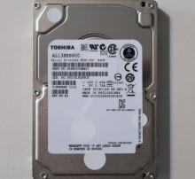"""Toshiba AL13SEB900 HDEBC00GAA51 FW:0102 REV. A4 900gb SAS 2.5"""" Hard Drive"""