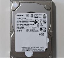 """Toshiba AL14SEB090N HDEBF02JBA51 FW: 6202 REV.NO.A0 2.5"""" 900gb SAS"""