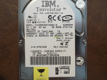 IBM IC25N030ATDA04-0 PN:07N7450 MLC:H32162 30gb IDE (Donor for Parts)