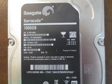 Seagate ST1000DM003 1CH162-047 FW:AP18 TK Apple#655-1724C 1000gb Sata