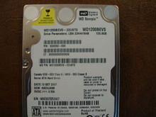 WD WD1200BEVS-22UST0 DCM:HACVJANB 120gb Sata (Donor for Parts)
