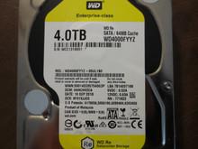 Western Digital WD4000FYYZ-05UL1B0 DCM:HARCHV2CA 4.0TB Sata