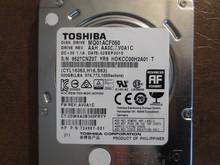 Toshiba MQ01ACF050 HDKCC00H2A01 T AAH AA00/AV0A1C 500gb Sata